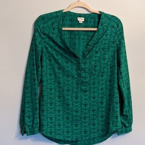 Kelly Green Queen Bee Tunic